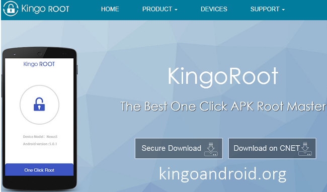 Kingo Android Root 1 4 4 262 - получить root права